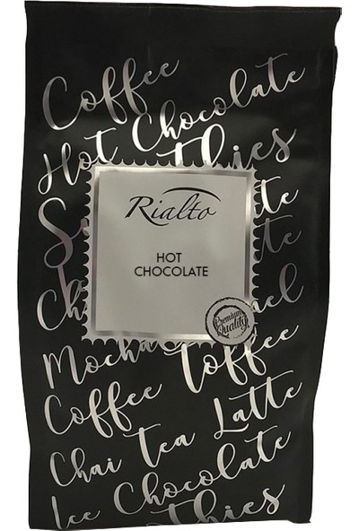Rialto Sıcak Çikolata 1 kg