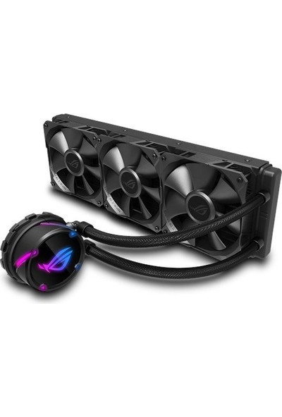 Asus ROG Strix LC 360 İşlemci Sıvı Soğutma Sistemi