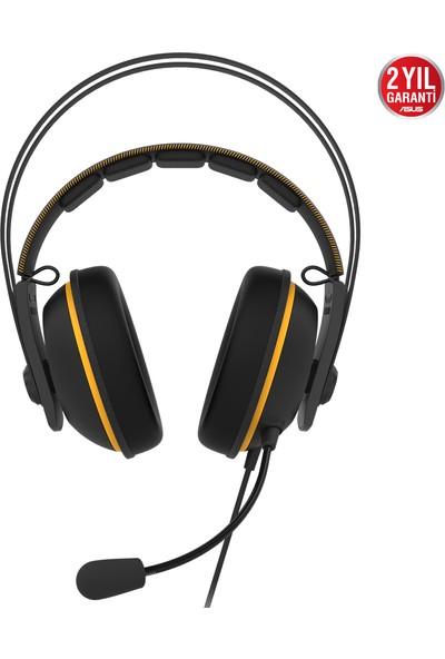 Asus TUF Gaming H7 Core Oyuncu Kulaklık Sarı