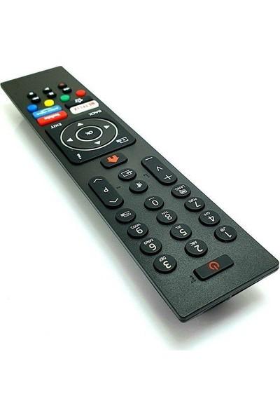 Electroon Vestel 55U9500 4K Smart LED Tv Kumanda