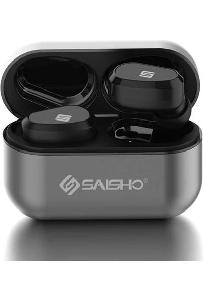 Saisho IPX7 Su Geçirmez ve Sweatproof Noah Gerçek Kablosuz Stereo Bluetooth Kulaklık