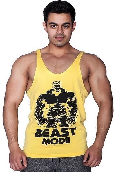 Supplementler Beast Mode Hlk Fitness Atleti Sarı