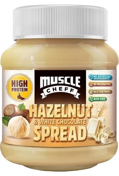 Muscle Cheff Beyaz Çikolatalı Fındık Kreması 350 gr