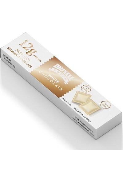 Muscle Cheff Proteinli Beyaz Çikolata 50 gr