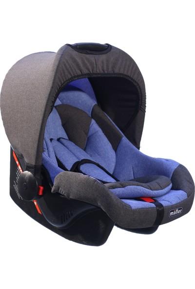 Maller Baby Pola 0-13kg Taşıma Mavi Gri