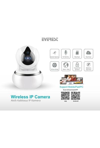 Everest DF-805W 2MP(1080P) Full Hd Wifi Ip Kamera 360° Sesli