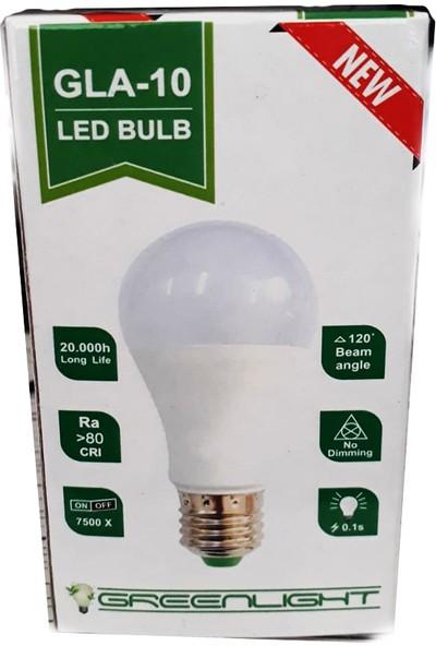 Greenlight LED Enerji Tasarufflu Ampul 10 W 3'lü