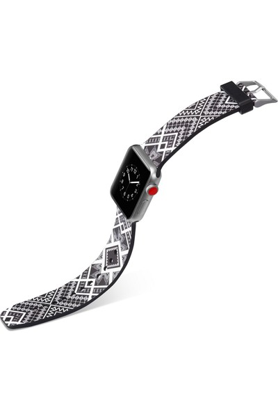 Yukka Apple Watch Silikon Kayış 42 / 44 mm