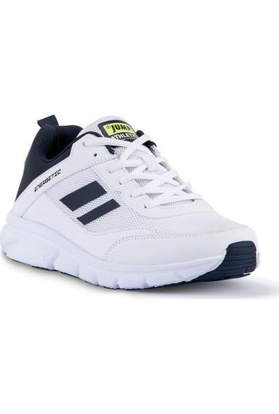 Jump 24718 Erkek Günlük Beyaz Spor Ayakkabı