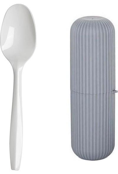 Homecare 20'li Plastik Kaşık Özel Kutulu Set 712559