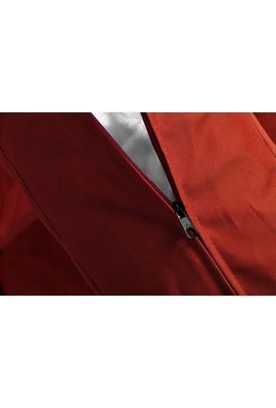 Dekoro Dış Mekan Palet Koltuk Minderi Takımı Kırmızı