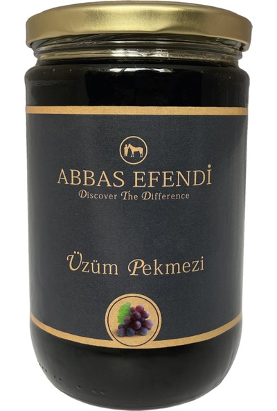 Abbas Efendi Saf Üzüm Pekmezi 1,25 kg