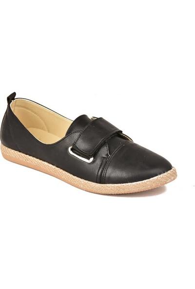 Keçeli Ayakkabı Cırtlı CR01-20Y