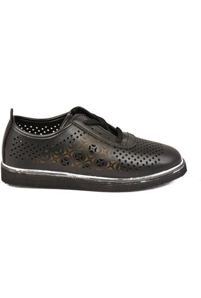 Keçeli Ayakkabı Lazerli Eva02-20Y