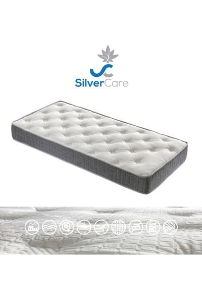 Maxi Cosi SilverCare Yaylı Yatak Lüx Yumuşak Tuşeli Cotton Yaylı Yatak 50x90 cm