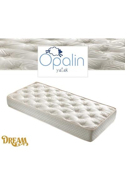 Opalin Dream Yaylı Yatak Lüx Lüx Jakarlı Yaylı Yatak 90x200 cm