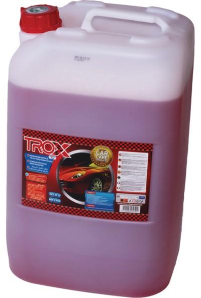 Trox Fırçasız Oto Şampuanı 25 lt 27 kg