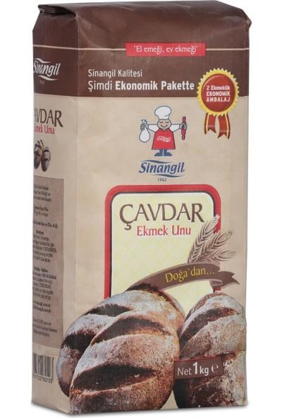 Sinangil Çavdar Ekmek Unu 1 kg 6'lı