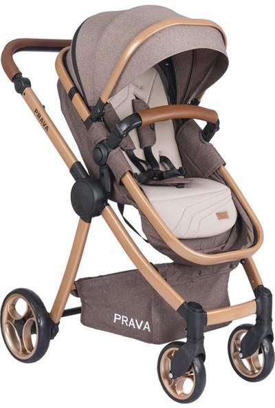 Prava P14 Travel Sistem Bebek Arabası Gold