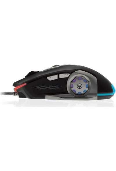 Polosmart PGM03 LED Işıklı Oyuncu Mouse + Mousepad