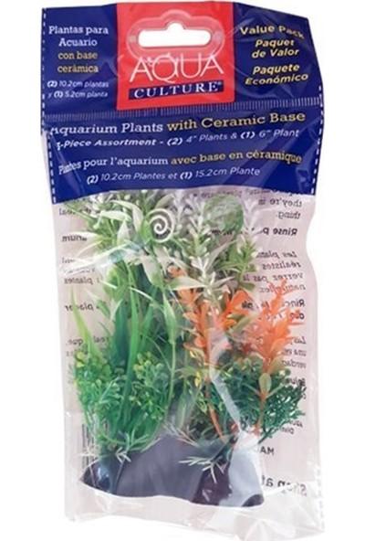 Langhu Plastik Bitki 4-6''