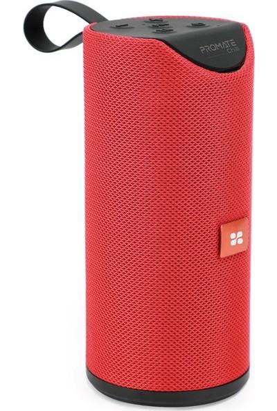 Promate Chill Bluetooth Hoparlör 6W Stereo Mikrofonlu USB AUX + Kart Girişi