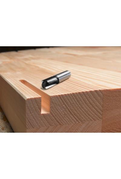 Kwb Ahşap Işleme Freze Makinesi Bıçağı Seti 8 mm 12'li