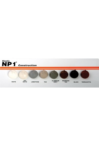 NP1 Ms Polimer Sosis Mastik Terrecotta 600 ml