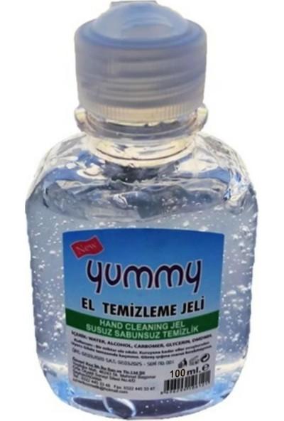 Yummy El Dezenfektan Jeli 100 ml