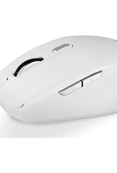 MF Product Shift 0073 Bt 5.0 Wireless Mouse Beyaz