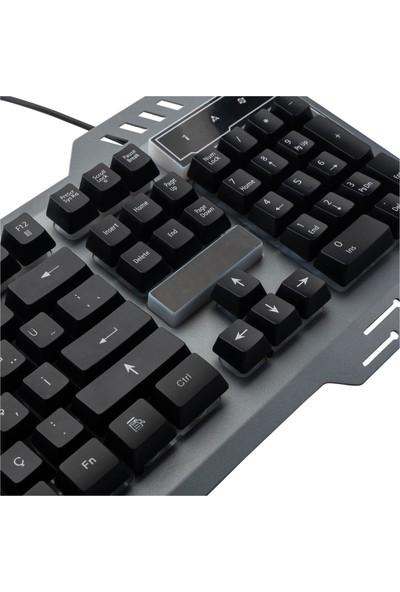 MF Product Strike 0265 Kablolu Gaming Klavye Siyah