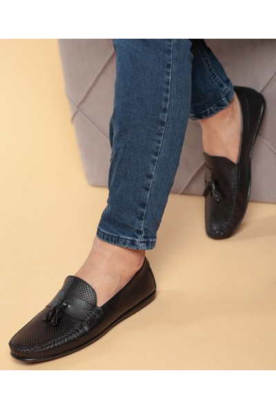 Daxtors D10200 Günlük Deri Erkek Ayakkabı