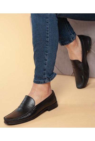 Daxtors D10180 Günlük Deri Erkek Ayakkabı