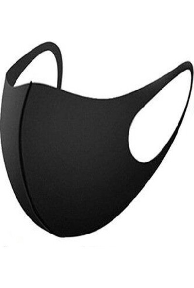 Blue Gym Nano Maske Yıkanabilir 5 Adet