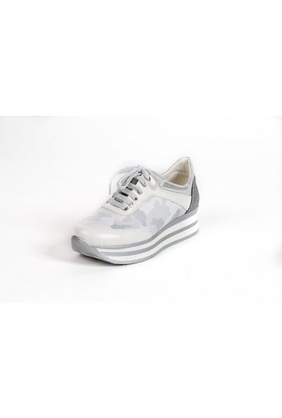 Baggy Walk Arte Beyaz Kadın Sneaker