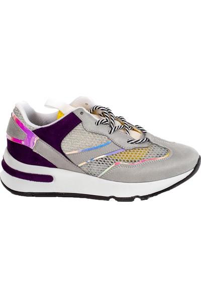 Baggy Walk Patrick Mor Kadın Sneaker