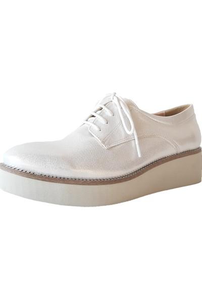 Baggy Walk Opheli Beyaz Kadın Sneaker