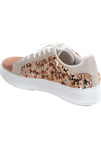 Baggy Walk Cardin Rose Payet Kadın Sneaker