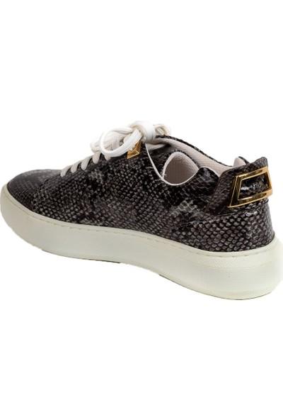 Baggy Walk Cardin Koyu Snake Kadın Sneaker