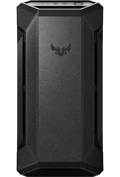 Asus GT501VC TUF Gaming Tempered Glass USB 3.1 Fansız ATX Oyuncu Bilgisayar Kasası