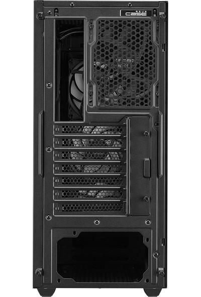 Asus GT301 TUF Gaming Tempered Glass RGB USB 3.1 ATX Adreslenebilir Oyuncu Bilgisayar Kasası