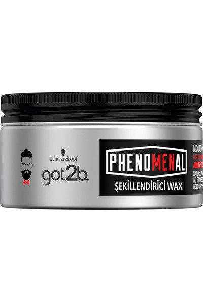Got2B Phenomenal Şekillendirici Wax 100Ml