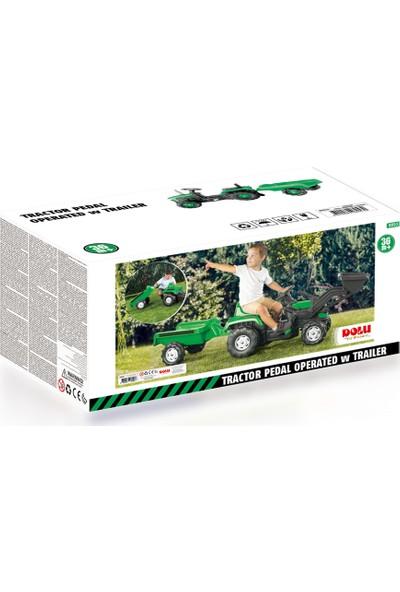 Dolu 8048 Ranchero Römroklu Kepçeli Traktör