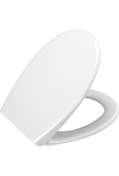 VitrA Ses - Yok Klozet Kapak Yavaş Kapanır Model1