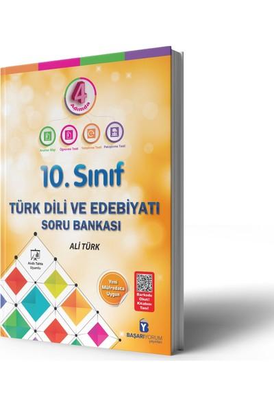 Başarıyorum Yayınevi 10. Sınıf Edebiyat Soru Bankası