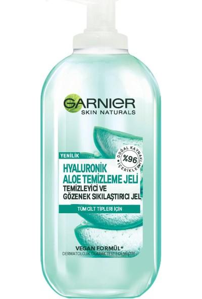 Garnier Hyaluronik Aloe Temizleme Jeli