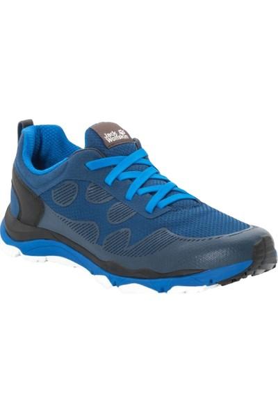 Jack Wolfskın Trail Blaze Chill Low Erkek Ayakkabı Mavi