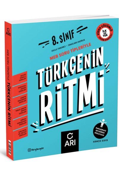 Arı Yayıncılık 8. Sınıf Türkçenin Ritmi
