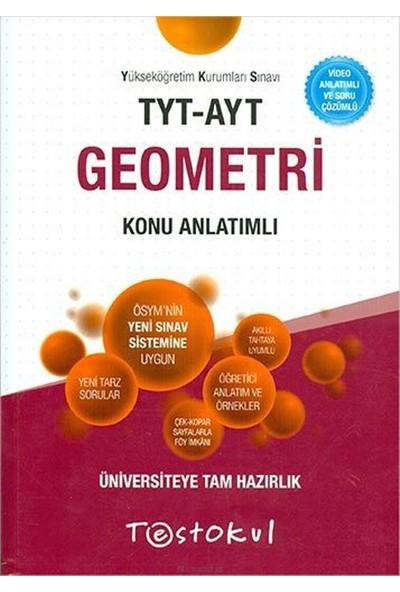 Test Okul Yayınları TYT AYT Geometri Konu Anlatım 2020