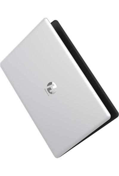 "Hometech Alfa 150P Intel Pentium 4200U 4GB 64GB eMMC Windows 10 Home 15.6"" FHD Taşınabilir Bilgisayar"